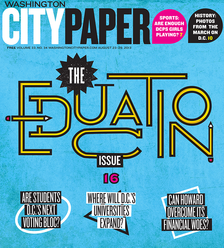 City Paper Education Issue