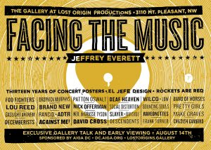 Facing the Music - Jeffrey Everett