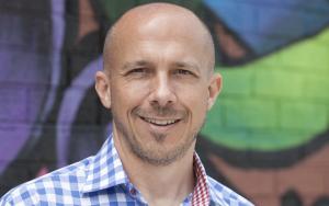 Photo of Dan Banks, 2018 Fellow Award Winner