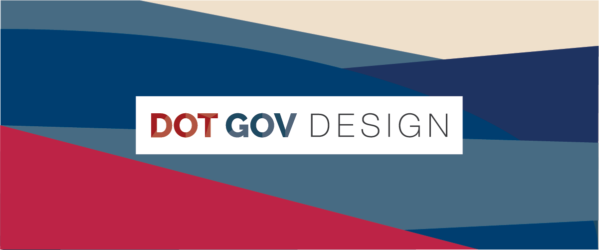 Dot Gov Design