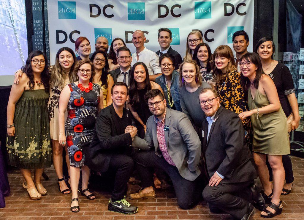 AIGA DC 2018 Board